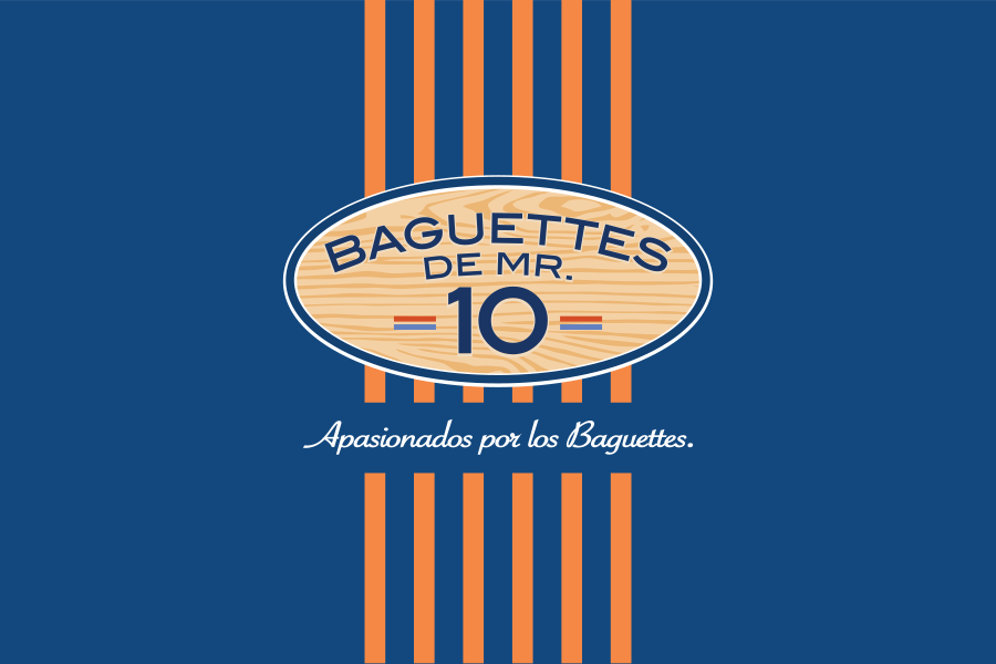 Baguettes de Mr. Diez - logotipo